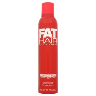 Fat Hair Samy 0 Calories Amplifying 10-ounce Hair Spray