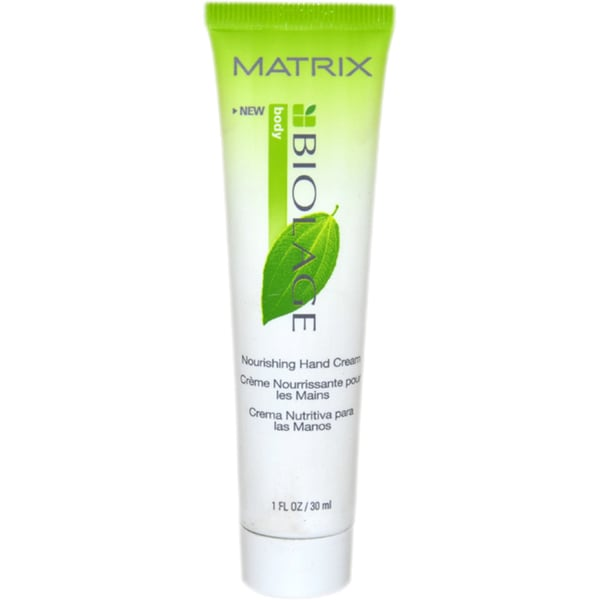 Matrix Nourishing Hand Creamfor Unisex 1-ounce Cream