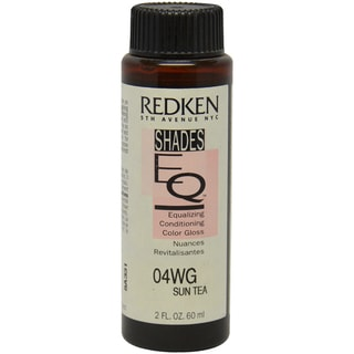 Redken Shades EQ Color Gloss 04WG Sun Tea 2-ounce Hair Color