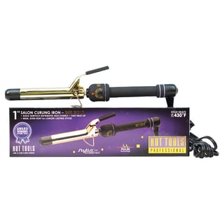 Hot Tools 1-inch Professional Salon Curling Iron