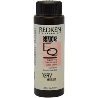 Redken Shades EQ Color Gloss 03RV Merlot 2-ounce Hair Color