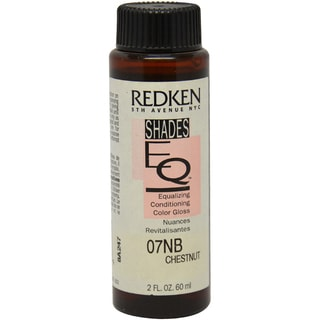 Redken Shades EQ Color Gloss 07NB Chestnut 2-ounce Hair Color