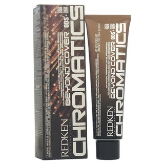Redken Chromatics Beyond Cover 5NW (5.03) Natural Warm 2-ounce Hair Color