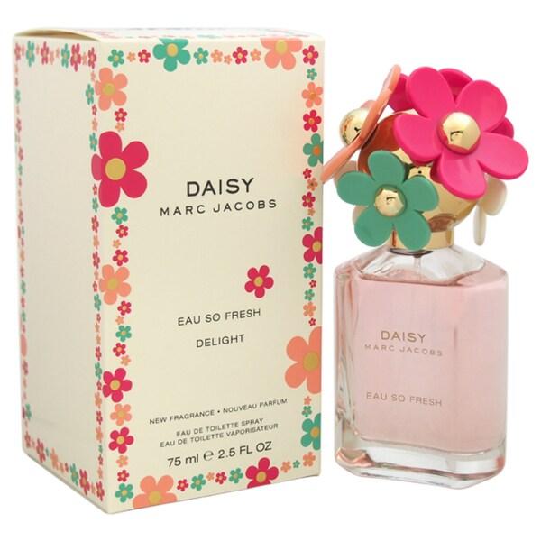 Marc Jacobs Daisy Eau So Fresh Delight Women's 2.5-ounce Eau de Toilette Spray (Limited Edition)