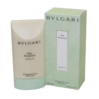 Bvlgari Au The Vert Women's 6.8-ounce Body Lotion