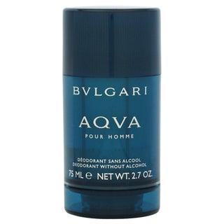 Bvlgari Aqva Men's 2.7-ounce Deodorant Stick