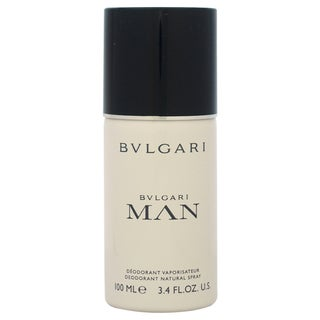 Bvlgari Man Men's 3.4-ounce Deodorant Spray