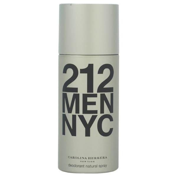 Carolina Herrera 212 Men's 5-ounce Deodorant Spray