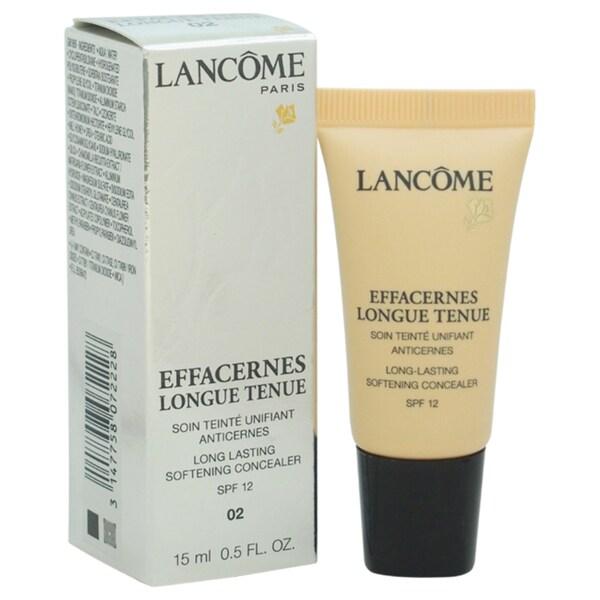 Lancome Effacernes Long Lasting Softening SPF12 # 02 Beige Sable Concealer