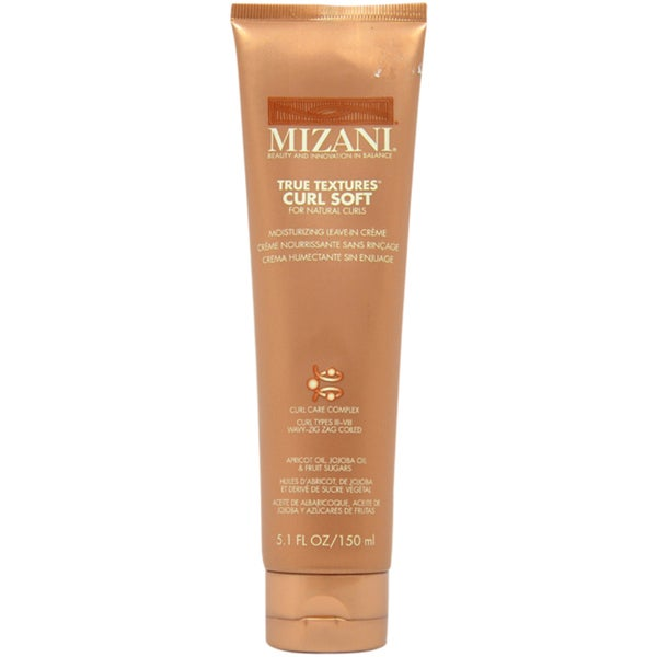 Mizani True Textures Curl Soft Moisturizing 5.1-ounce Leave-in Creme