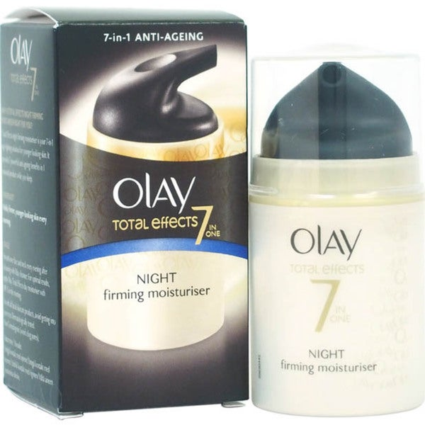 Olay Total Effects 7-in-1 Anti-Aging Night Firming Moisturiser