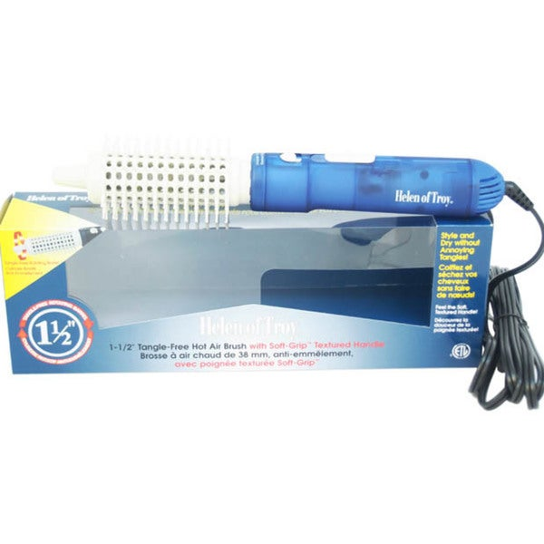 Helen Of Troy Tangle Free 1.5-inch Hot Air Brush