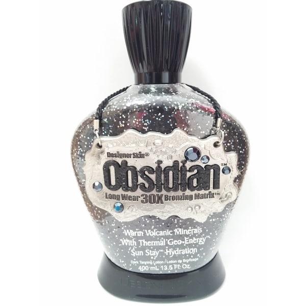 Designer Skin Obsidian 30x Bronzing Matrix 13.5-ounce Tanning Lotion