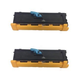 Dell 1125 High Yield Black Toner Cartridges for Laser Printer Dell 310-9319 (TX300) (Pack of 2)