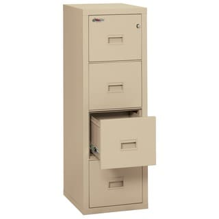 FireKing Turtle 4-drawer Fireproof File Cabinet