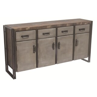Addison 4-door 4-drawer Buffet
