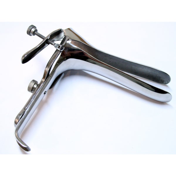 Defender Pederson Large Stainless Steel Vaginal Speculum