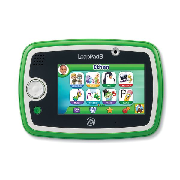 LeapPad3 Green Learning Tablet