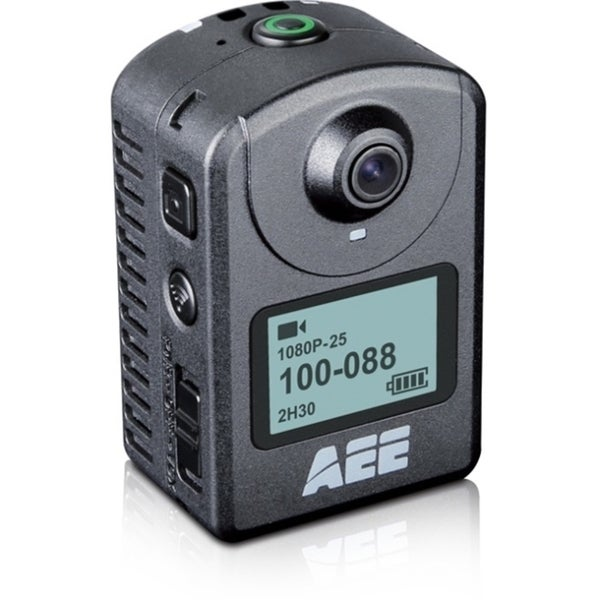 "AEE MagiCam MD10 Digital Camcorder - 1"" LCD - CMOS - Full HD - Black"