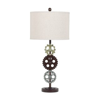Signature Design by Ashley Rachina Gear Table Lamps (Set of 2)