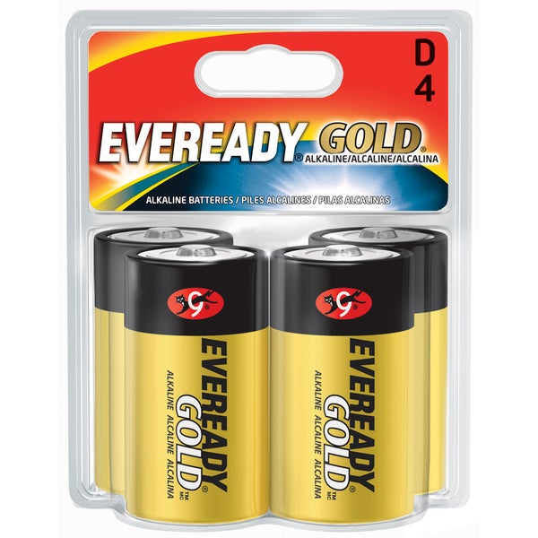 Eveready Gold D Battery
