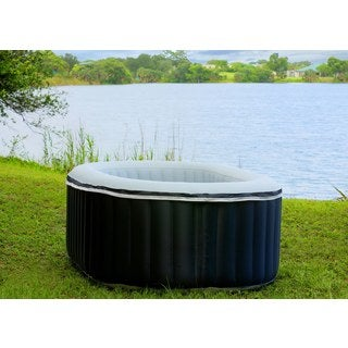 TheraPureSpa Oval Inflatable Spa