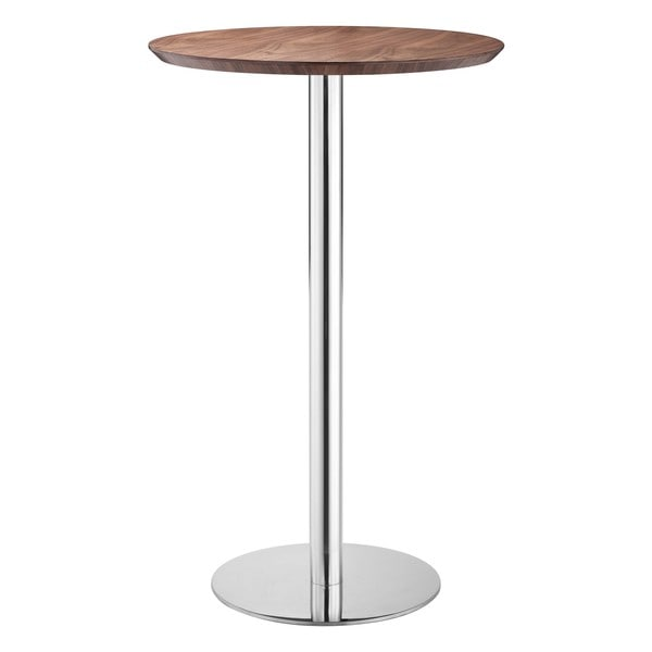 Bergen Walnut Bar Table