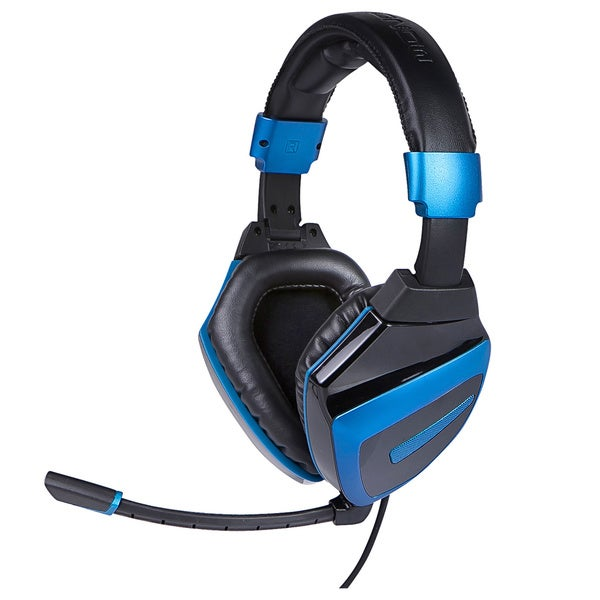 Black 7.1 Dolby Digital Amplified Gaming Headset