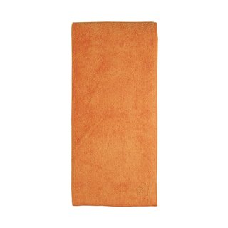 MUkitchen Orange Microfiber Dish Towel