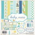 Carta Bella Collection Kit 12inX12in-Baby Mine/Boy