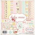 Carta Bella Collection Kit 12inX12in-Baby Mine/Girl