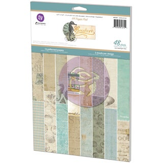 Prima Marketing Paper Pad A4 48/Pkg-Seashore