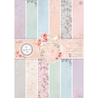 Papermania Bellisima Paper Pack A5 36/Sheets-18 Designs/2 Each