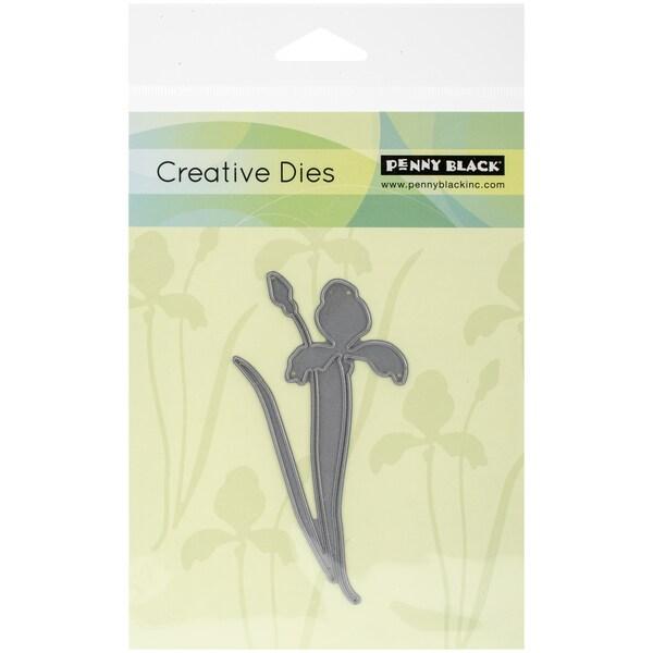 "Penny Black Creative Dies-Iris, 2.2""X4.2"""