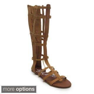 Blue Women's 'Manhattan Tall' Gladiator Sandals