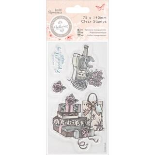 Papermania Bellisima Mini Clear Stamps 75x140mm-Celebrate