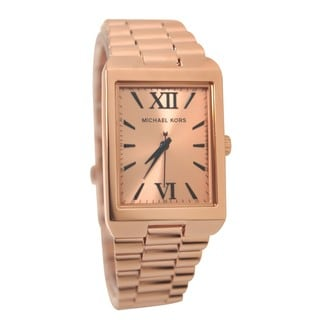 Michael Kors MK3287 Nash Rose Dial Rose Goldtone Watch