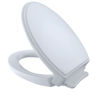 Toto SS154-01 Traditional SoftClose Elongated Toilet Seat