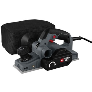 Porter-Cable Heavy-Duty 6 Amp 16,500 RPM Hand Planer Kit