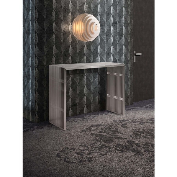 Novel Stainless Steel Console Table