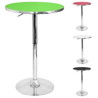 Danata Contemporary Adjustable Bar Table