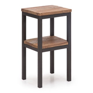 Harkness Distressed Natural Side Table