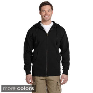 Men's Organic / Recycled Full-zip 9-ounce Hood