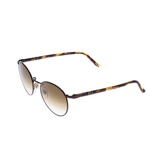 Persol Women's PO2388S-96251-51 Brown Aviator Sunglasses