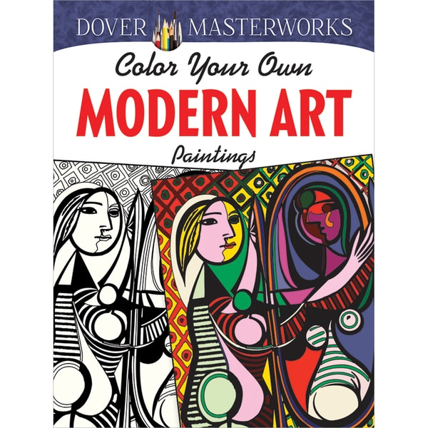 Dover Publications-Dover Masterworks: Modern Art Paintings