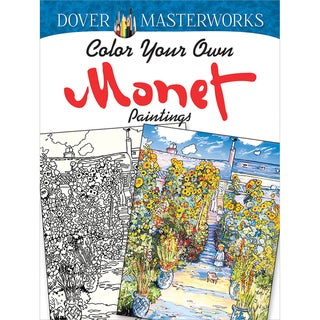 Dover Publications-Dover Masterworks: Monet Paintings