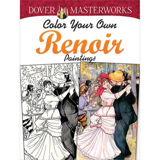 Dover Publications-Dover Masterworks: Renoir Paintings
