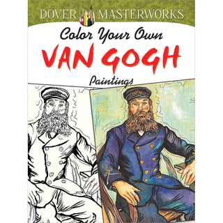 Dover Publications-Dover Masterworks: Van Gogh Paintings