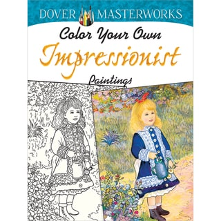 Dover Publications-Dover Masterworks:Impressionist Painting