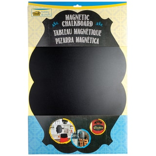 Vintage Black Chalkboard 16X24in